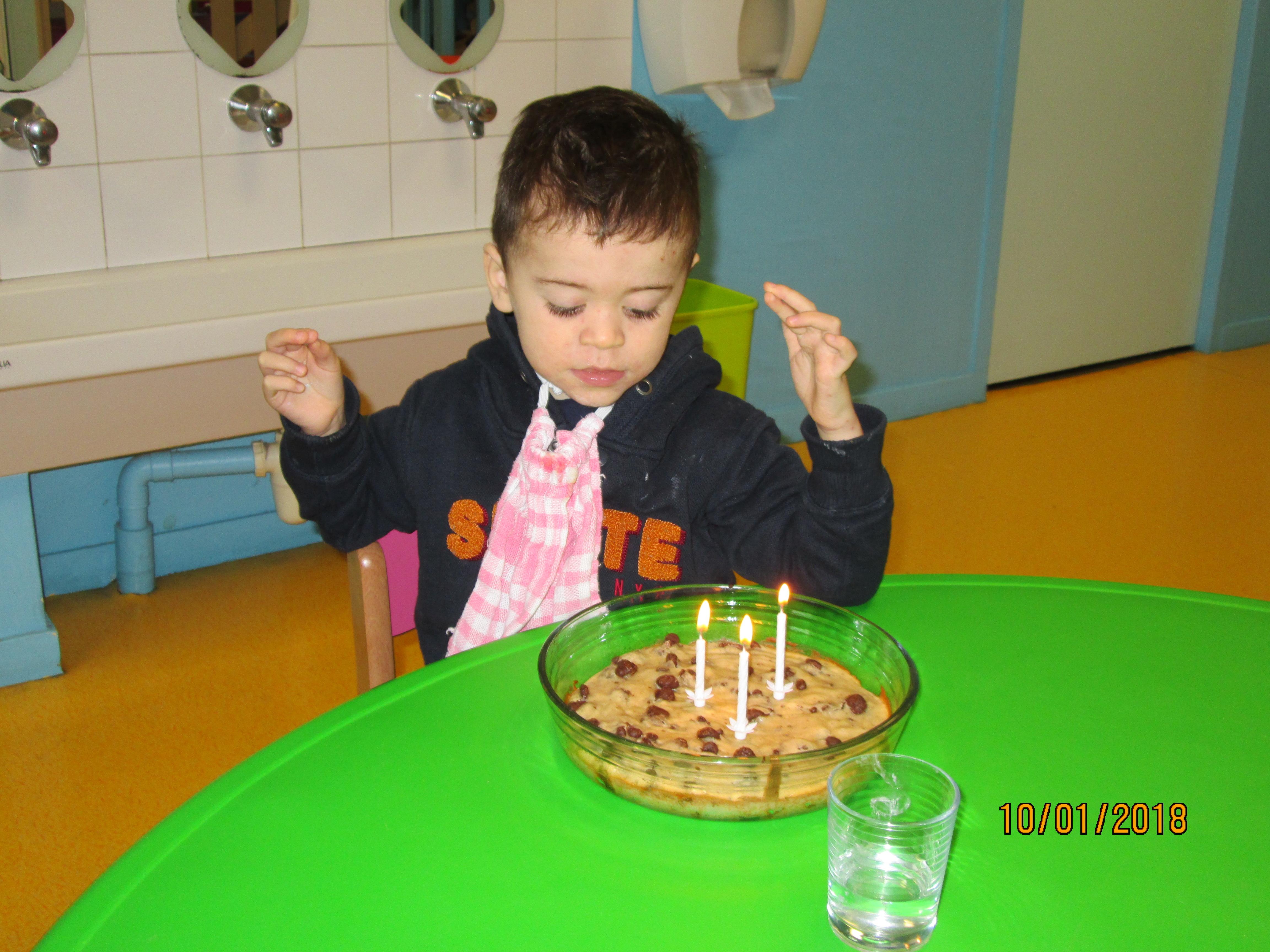 Joyeux Anniversaire Mael Anim Enfance